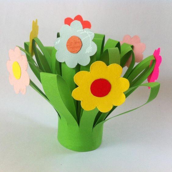 Ramo de flores Día de la Madre