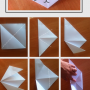 Cómo hacer un gato de origami muy fácil