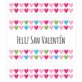 Tarjetas de San Valentin para imprimir