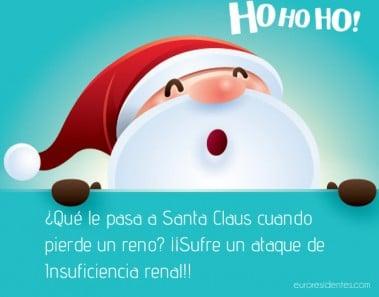 Chistes de Santa Claus