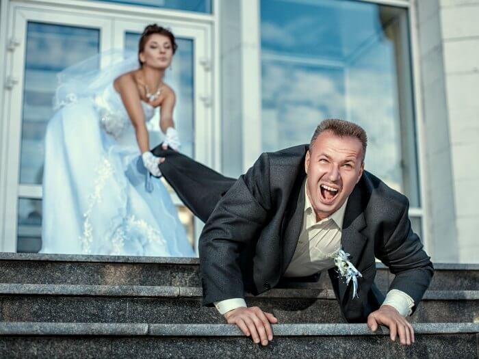 Chistes de la noche de bodas