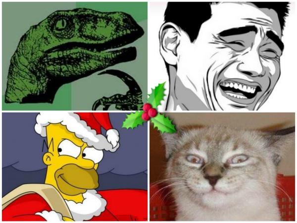 Memes Navidad: Tormenta de imágenes graciosas para felicitar - Blog ...
