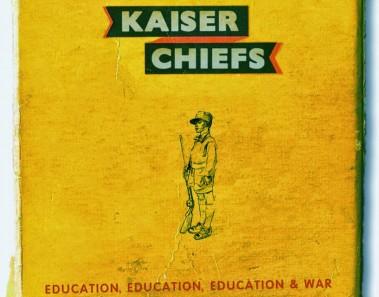 kaiser_chiefs_education_education_education__war-portada