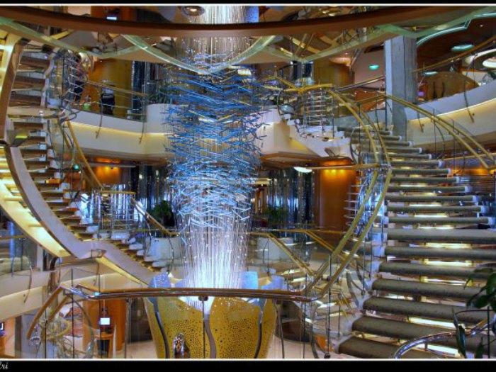 Interior de un Crucero