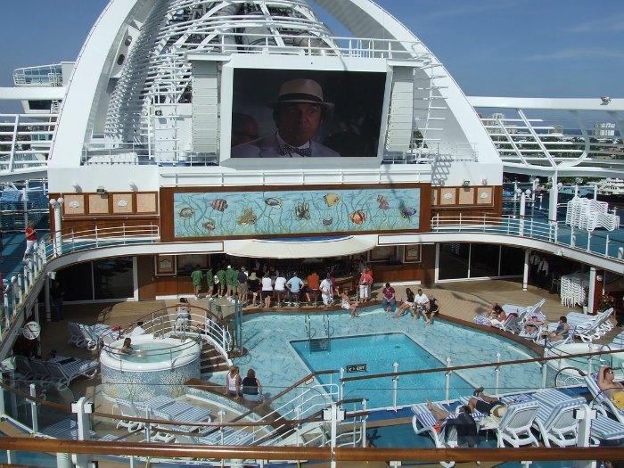 Crucero cubierta