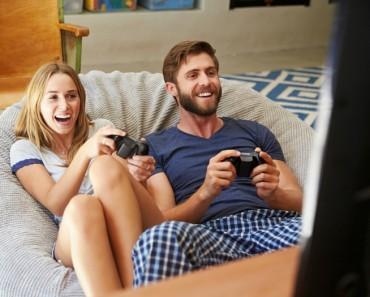 los adultos que juegan a videojuegos son más felices