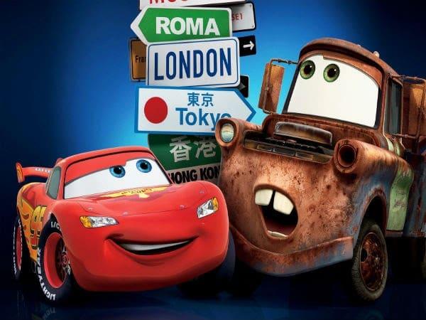Las 6 mejores pel culas de pixar ocio y tiempo libre - Pelicula francesa silla ruedas ...