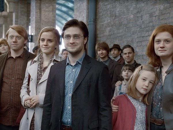 El regreso de Harry Potter