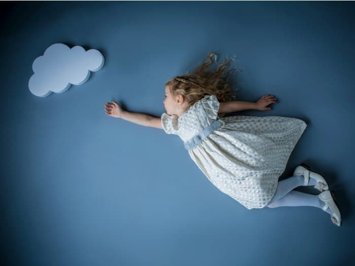 Soñar con Volar