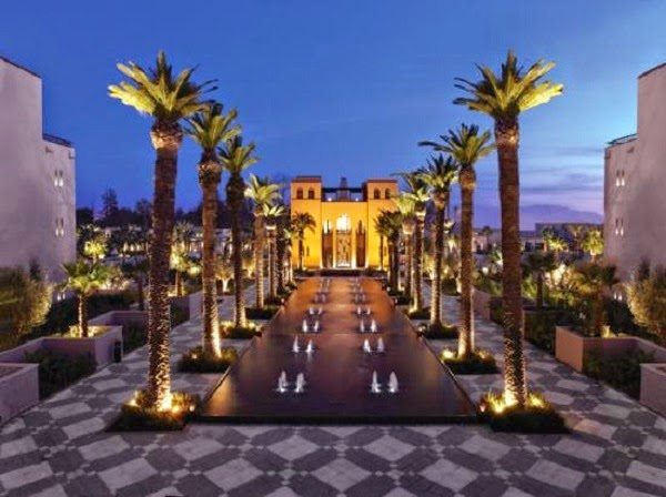 Hotel Four Seasons Marrakesh *****