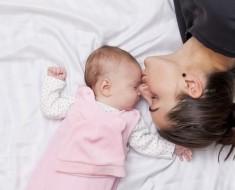 Cosas que solo una madre con un bebé puede entender