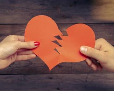 Ruptura de Pareja: 10 razones que pueden acabar con una relación