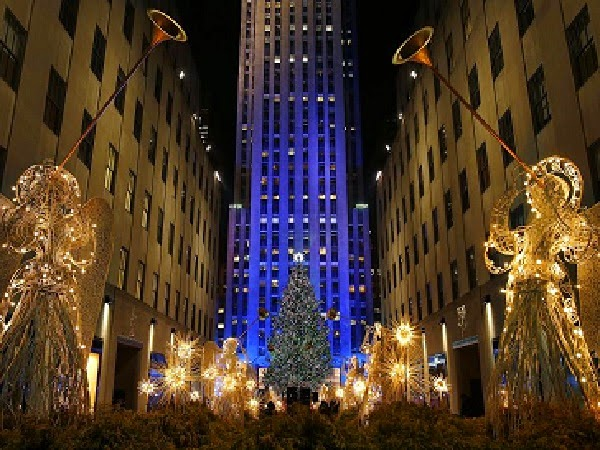 Acabar el año en New York