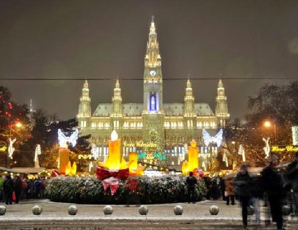 Acabar el año en Viena