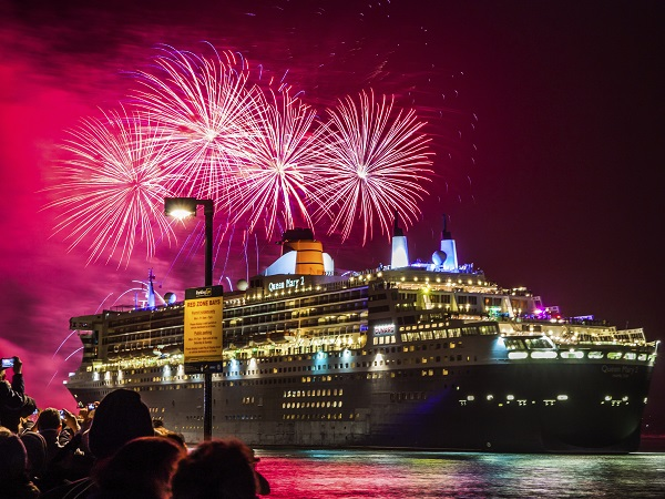 Crucero para acabar el año