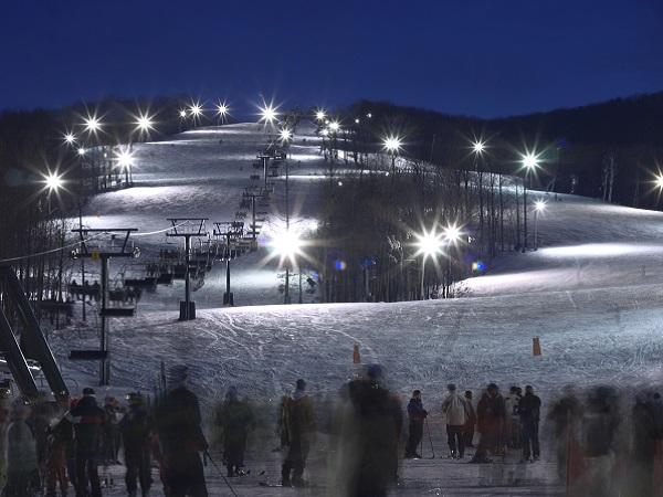 Acabar el año esquiando