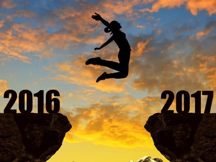 10 Formas originales para pasar del 2016 al 2017