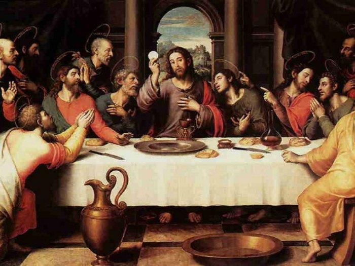 En la Última Cena eran 13 y Judas era el 13º