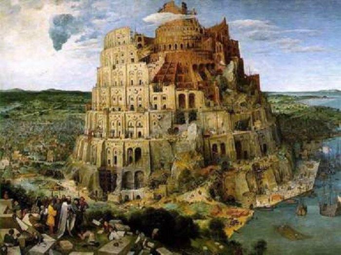 La Torre de Babel se hundió un martes y 13