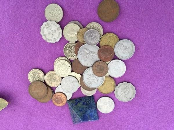 Monedas ritual