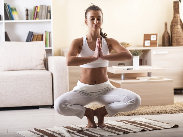 Casa, zen, meditación