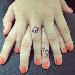Tatuajes Amigas 20 tatuajes originales para compartir con tus mejores amigos - ocio
