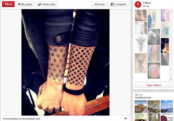ideas para tatuajes parejas estampados