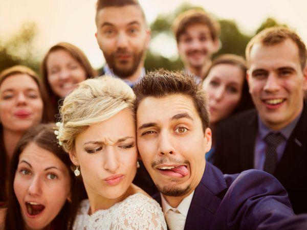 Las 8 tradiciones de boda más extrañas del mundo