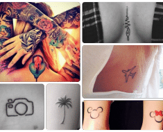 tatuajes originales y discretos
