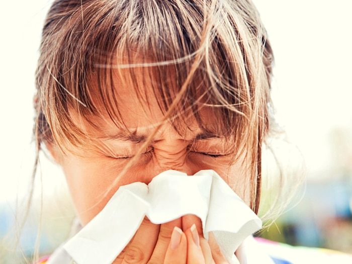 zurdos más propensos a tener alergias