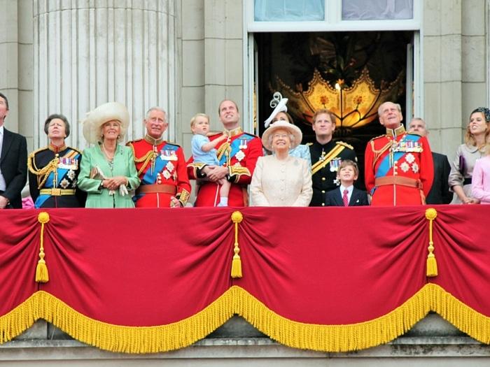 zurdos en la familia real