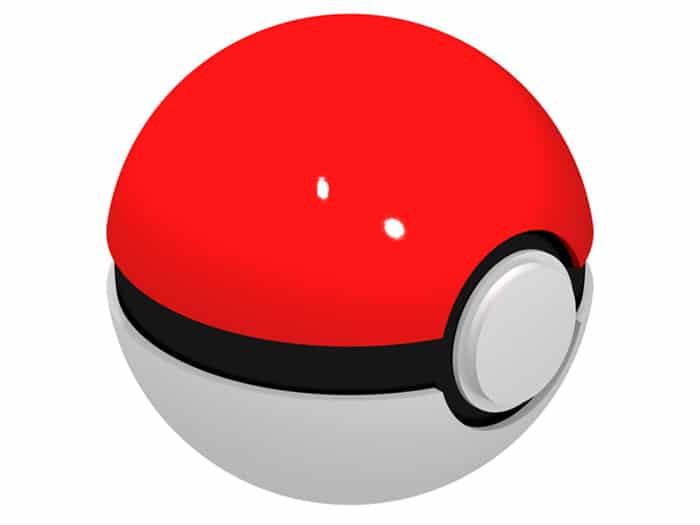 Poké Ball Pokémon GO