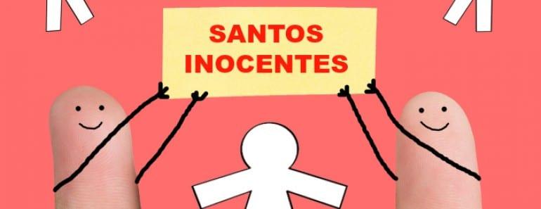 Vídeos bromas santos inocentes