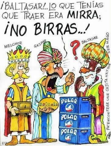 Memes graciosos reyes magos