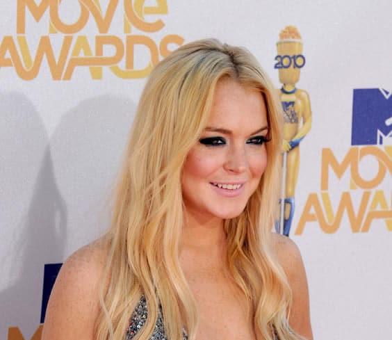 Actores que arruinaron su carrera: Lindsay Lohan