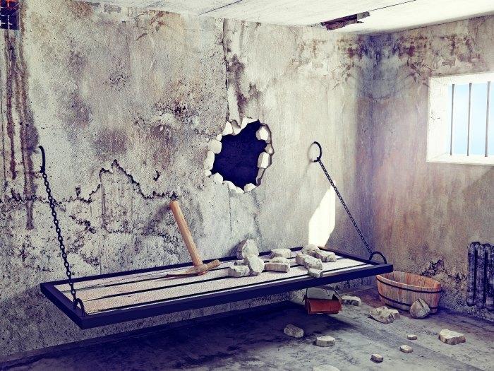 prision huida escape fuga