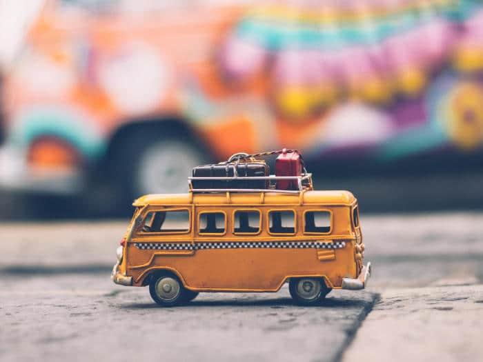 Significado de soñar con viaje