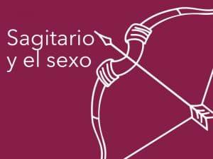 Sagitario  y el sexo