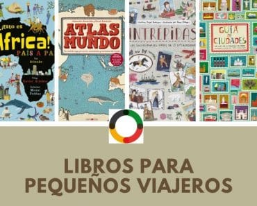 Libros para pequeños viajeros