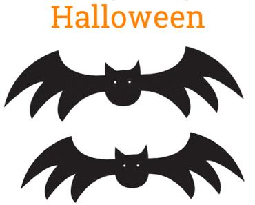 Siluetas de Halloween