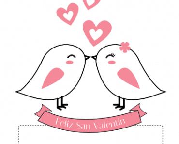 Las 20 mejores tarjetas románticas para imprimir