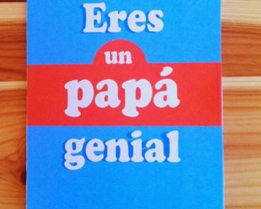 5 modelos de tarjetas para felicitar a papá