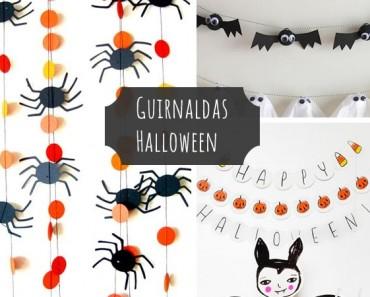 7 creativas y originales guirnaldas para Halloween
