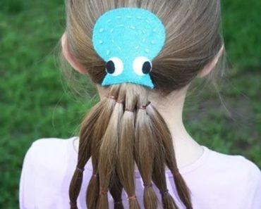 El día del pelo loco: peinados divertidos y alocados
