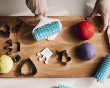 Cómo hacer plastilina casera fácil con harina y sal