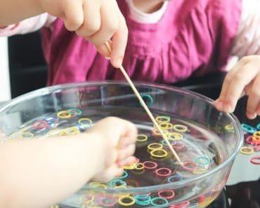 Actividades divertidas para trabajar la motricidad fina de los más pequeños