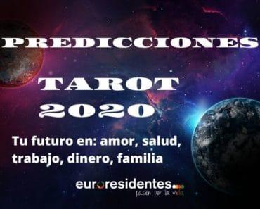 Predicciones Tarot 2020