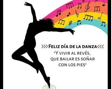 Día Internacional de la Danza - 29 de abril