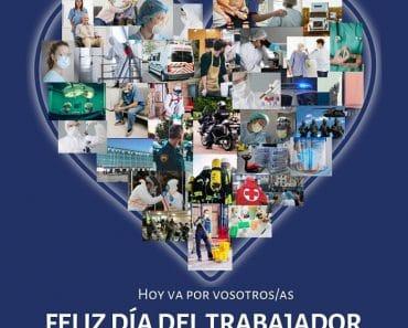 Día del Trabajador - 1 de mayo