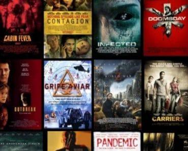 Películas sobre epidemias para ver durante la cuarentena